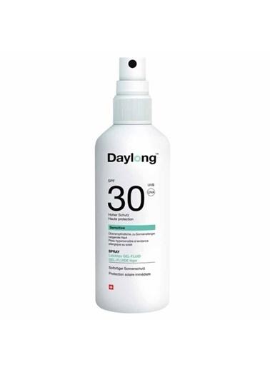 Daylong Daylong Sensitive Spf30 Jel Güneş Koruyucu Sprey 150 Ml Renksiz